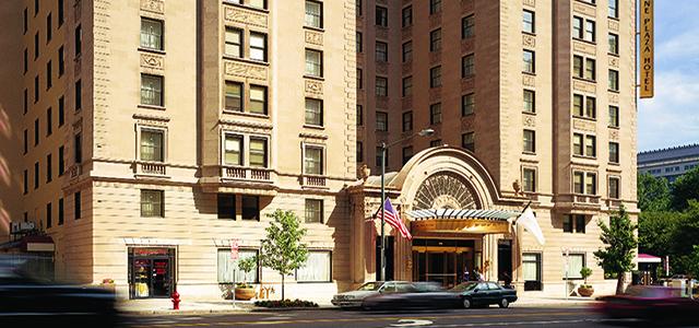 hotel review the hamilton hotel washington d c allied. Black Bedroom Furniture Sets. Home Design Ideas