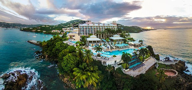 Hotel Review: Frenchman's Reef & Morning Star Marriott Beach Resort, St. Thomas hero image