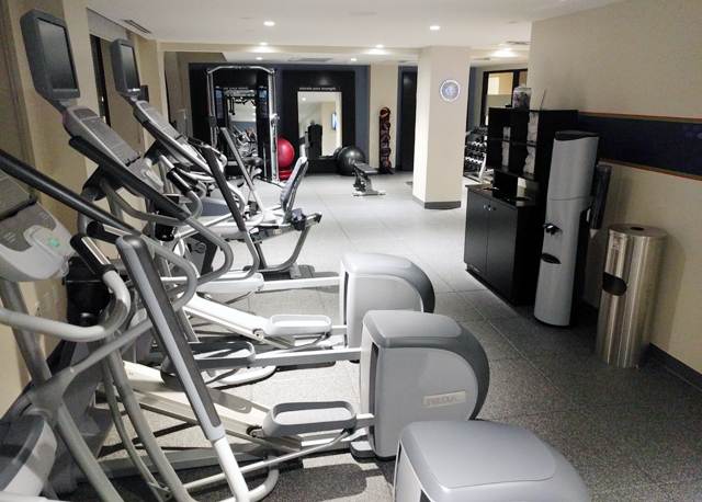 Hampton Inn Fitness Centers