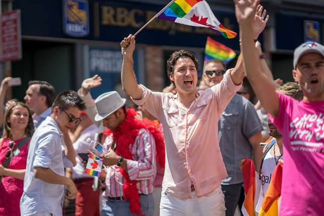 Canadian Gay Pride Parade